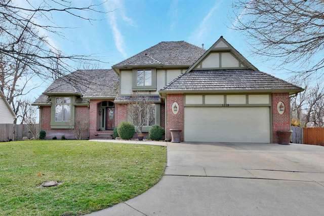 1219 N Prescott St, Wichita, KS 67212 (MLS #595818) :: Preister and Partners | Keller Williams Hometown Partners