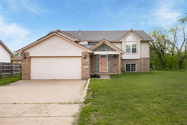 1942 S Chateau St, Wichita, KS 67207 (MLS #595819) :: Kirk Short's Wichita Home Team