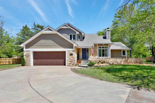 310 S Cardington Cir, Wichita, KS 67209 (MLS #595821) :: Kirk Short's Wichita Home Team