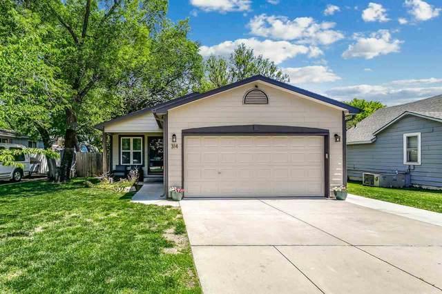 314 N Residence St, El Dorado, KS 67042 (MLS #595823) :: The Boulevard Group