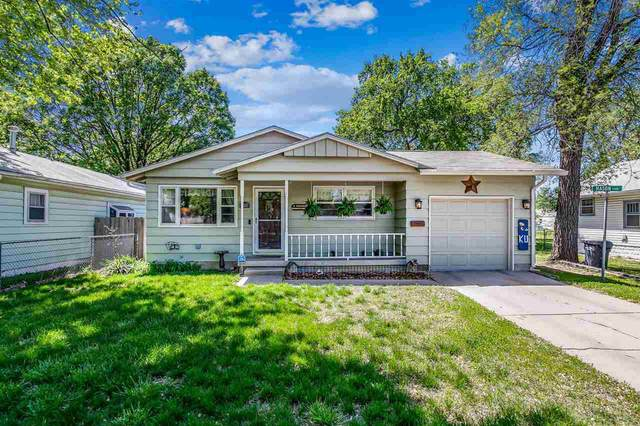 1725 S Waco Ave, Wichita, KS 67213 (MLS #595826) :: Preister and Partners | Keller Williams Hometown Partners
