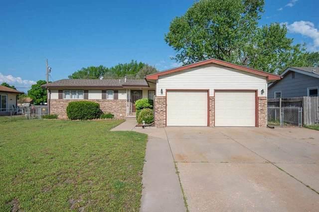807 N Florence, Wichita, KS 67212 (MLS #595828) :: Preister and Partners | Keller Williams Hometown Partners
