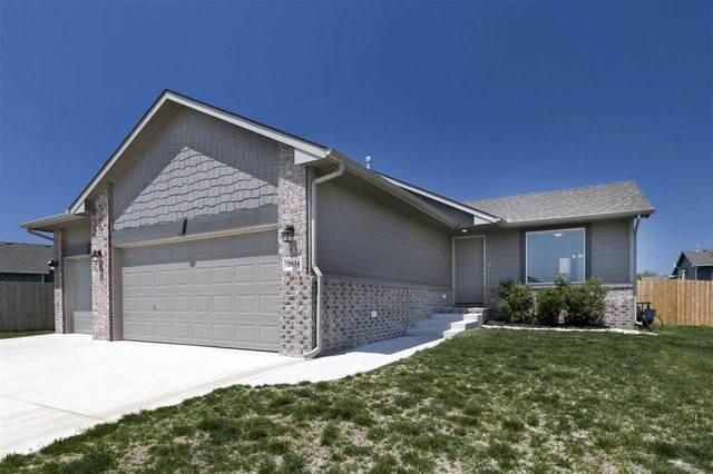 2034 S Wheatland St., Wichita, KS 67235 (MLS #595830) :: Preister and Partners | Keller Williams Hometown Partners