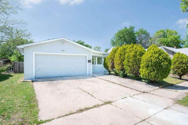 1421 S Kansas Ave, Wichita, KS 67211 (MLS #595832) :: Preister and Partners | Keller Williams Hometown Partners