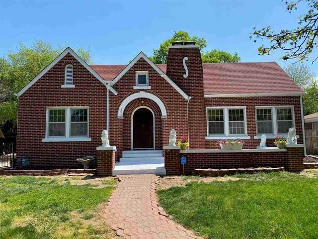 538 N Fountain Ave, Wichita, KS 67218 (MLS #595841) :: Preister and Partners | Keller Williams Hometown Partners