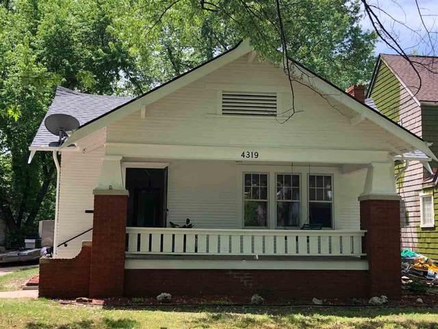 4319 E Waterman St, Wichita, KS 67218 (MLS #595842) :: Preister and Partners | Keller Williams Hometown Partners