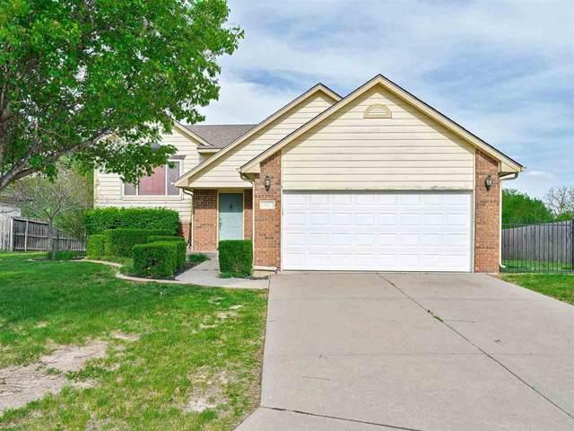 11813 W Dora Court, Wichita, KS 67209 (MLS #595852) :: The Boulevard Group
