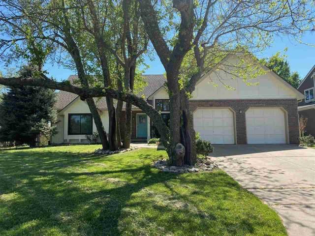 14313 E Lakeview Dr, Wichita, KS 67230 (MLS #595856) :: Pinnacle Realty Group