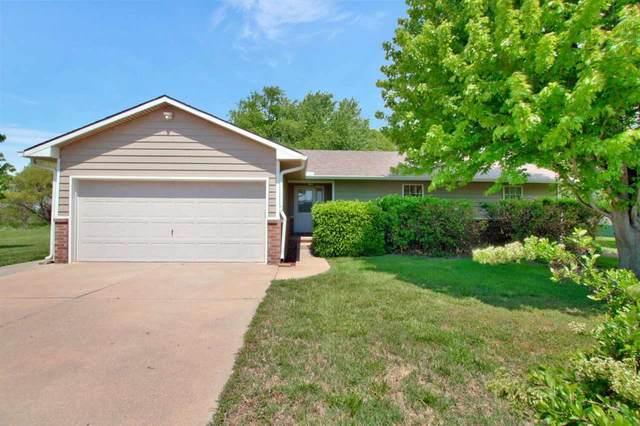 1666 W Larkin Dr, Milton, KS 67106 (MLS #595861) :: COSH Real Estate Services