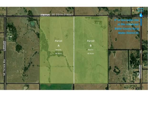 0 SE 20th, El Dorado, KS 67042 (MLS #595863) :: Kirk Short's Wichita Home Team