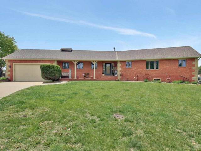 13 N Taylor Ave, Augusta, KS 67010 (MLS #595864) :: The Boulevard Group