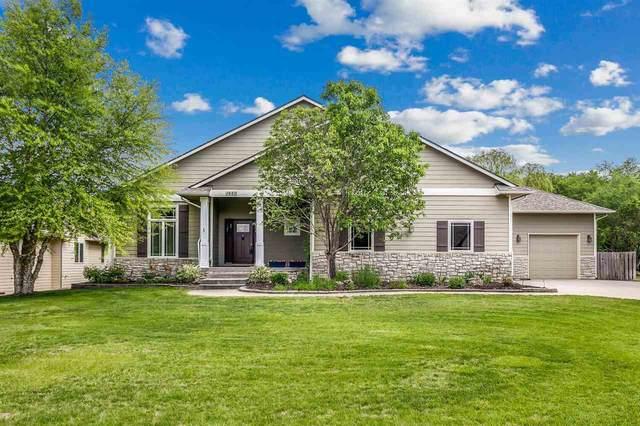 1660 S Butternut St, Wichita, KS 67230 (MLS #595903) :: Pinnacle Realty Group
