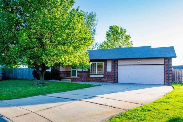 1637 S Lark Ct., Wichita, KS 67209 (MLS #595906) :: Keller Williams Hometown Partners