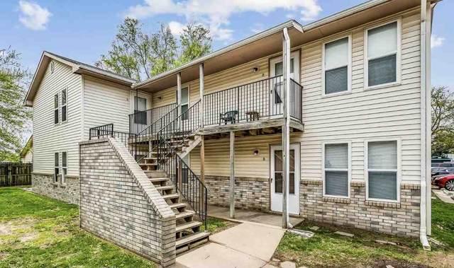 1125 W Merton St, Wichita, KS 67213 (MLS #595911) :: COSH Real Estate Services