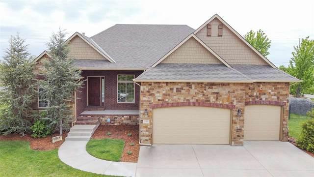 1101 E Rosemont Pl, Andover, KS 67002 (MLS #595938) :: Kirk Short's Wichita Home Team