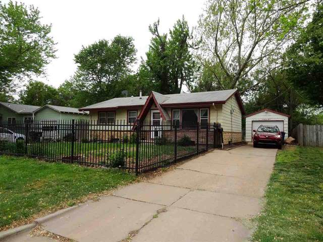 3515 S Cornell, Wichita, KS 67217 (MLS #595941) :: COSH Real Estate Services