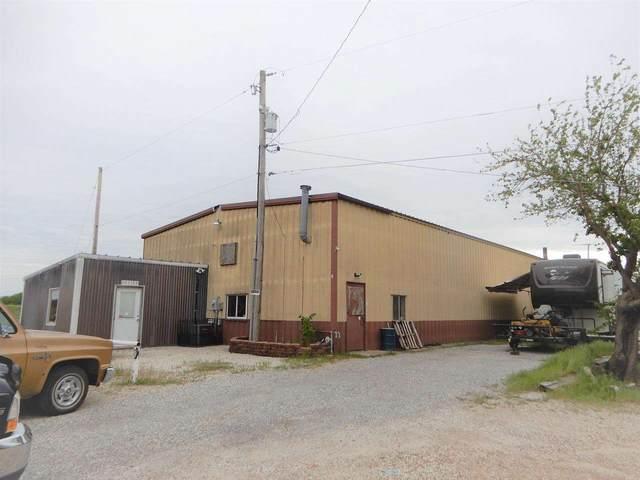904 N F Street, Arkansas City, KS 67005 (MLS #595955) :: Pinnacle Realty Group