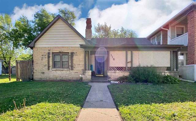 116 N 4th St, Arkansas City, KS 67005 (MLS #595959) :: Pinnacle Realty Group