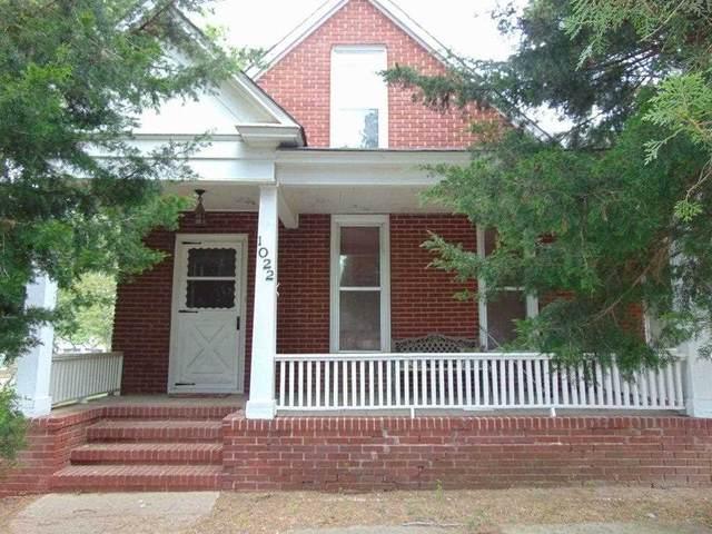 1022 W Central, El Dorado, KS 67042 (MLS #595962) :: COSH Real Estate Services