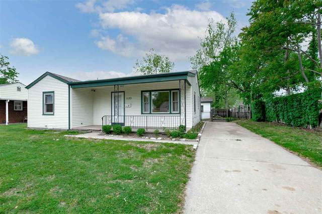 1133 E Tulsa, Wichita, KS 67216 (MLS #595971) :: Pinnacle Realty Group