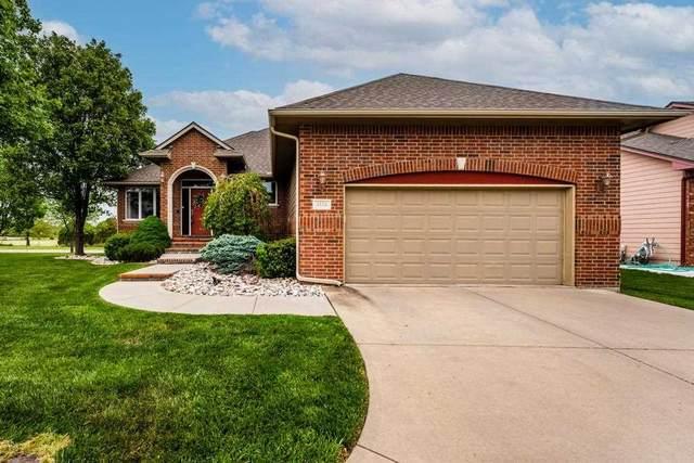 4516 N Cherry Hill St, Wichita, KS 67226 (MLS #595975) :: Keller Williams Hometown Partners