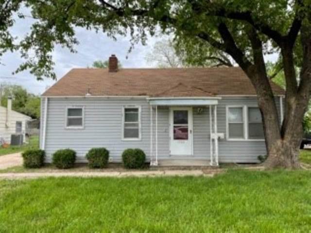 1722 S Madison Ave, Wichita, KS 67211 (MLS #595977) :: Pinnacle Realty Group