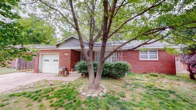 342 Van Arsdale Ave, Haysville, KS 67060 (MLS #595978) :: Keller Williams Hometown Partners