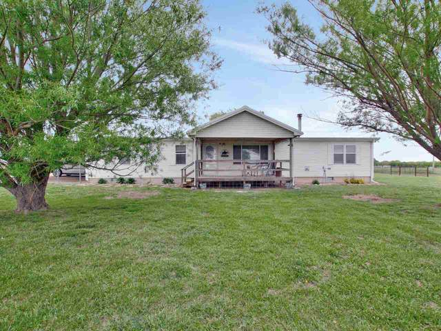 10820 SE Sunflower Rd, Leon, KS 67074 (MLS #595980) :: Pinnacle Realty Group