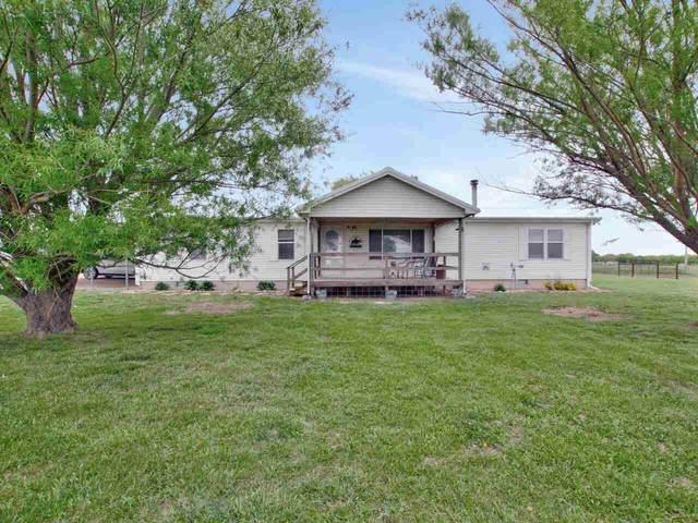 10820 SE Sunflower Rd, Leon, KS 67074 (MLS #595980) :: Pinnacle Realty Group
