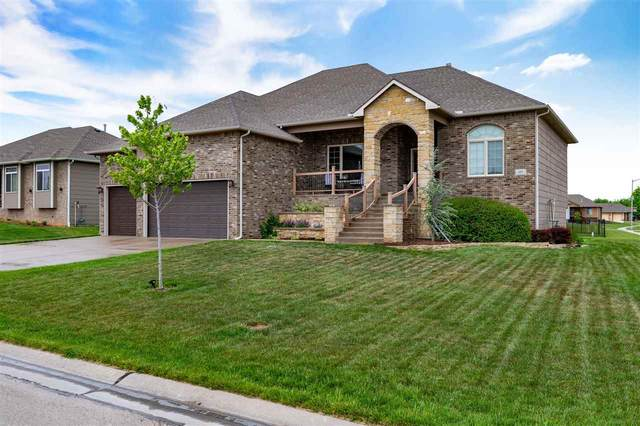201 S Grand Mere Ct, Wichita, KS 67230 (MLS #595981) :: Pinnacle Realty Group