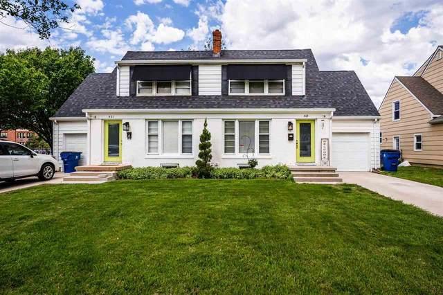 401-403 N Harding St, Wichita, KS 67208 (MLS #595982) :: Pinnacle Realty Group