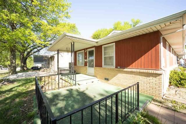 3330-3332 E Zimmerly St, Wichita, KS 67218 (MLS #596006) :: COSH Real Estate Services