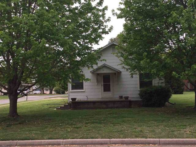 509 Fairview Ave, Newton, KS 67114 (MLS #596007) :: Keller Williams Hometown Partners