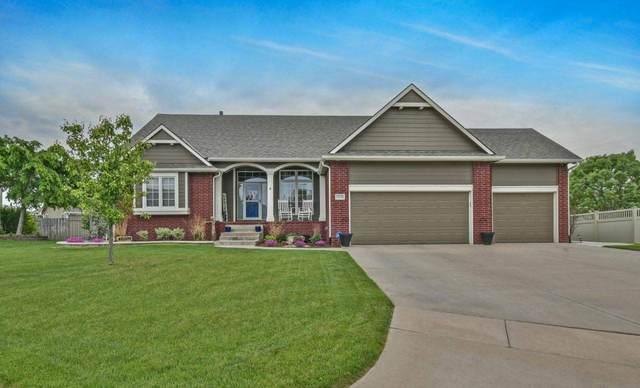 14210 W Remington Ct, Wichita, KS 67235 (MLS #596010) :: COSH Real Estate Services