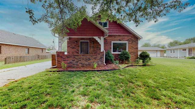 619 N Loomis St, Garden Plain, KS 67050 (MLS #596011) :: COSH Real Estate Services