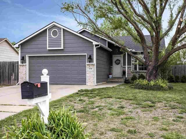2540 E Burlington Ct, Park City, KS 67219 (MLS #596012) :: COSH Real Estate Services