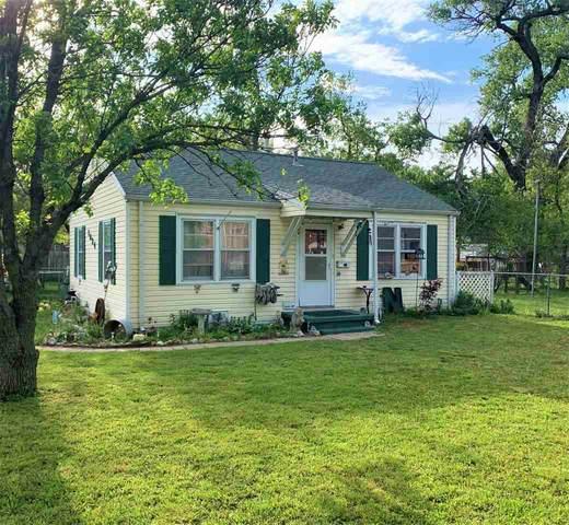 1824 E Stafford St, Wichita, KS 67211 (MLS #596021) :: COSH Real Estate Services