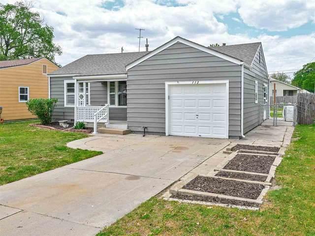 113 N Burns Ave, Valley Center, KS 67147 (MLS #596081) :: The Boulevard Group