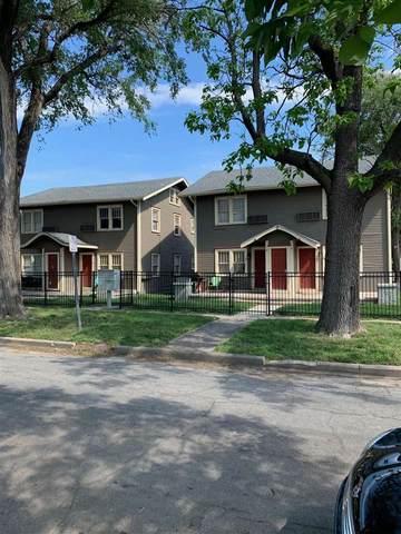1710 E Victor St, Wichita, KS 67214 (MLS #596083) :: Kirk Short's Wichita Home Team