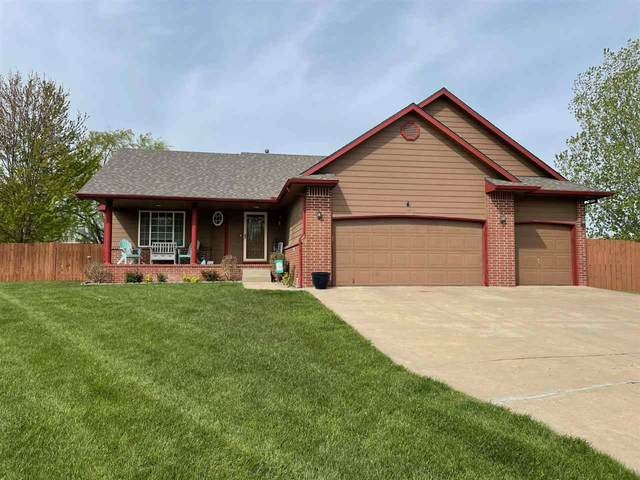 609 Havenwood Ct, Andover, KS 67002 (MLS #596107) :: Keller Williams Hometown Partners