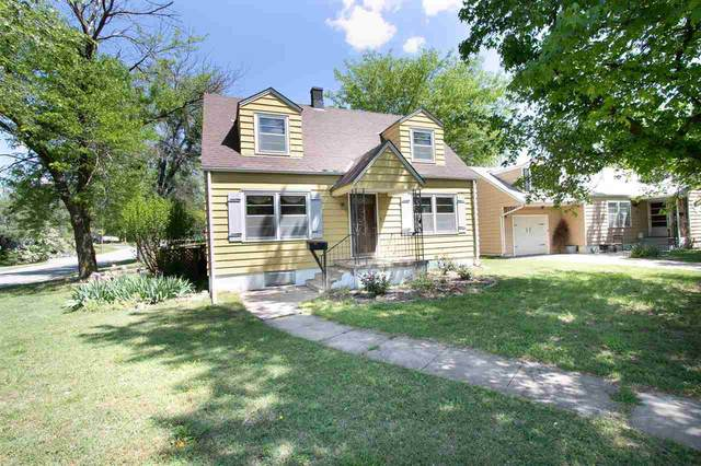 402 SE 6th St, Newton, KS 67114 (MLS #596109) :: Keller Williams Hometown Partners