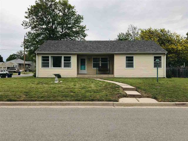 1624 N Plum St, Newton, KS 67114 (MLS #596111) :: Keller Williams Hometown Partners