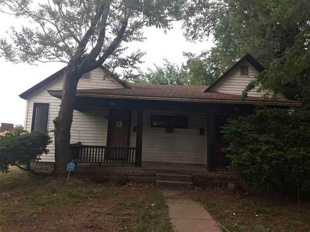 530 S Lulu 532 S Lulu, Wichita, KS 67211 (MLS #596151) :: Kirk Short's Wichita Home Team