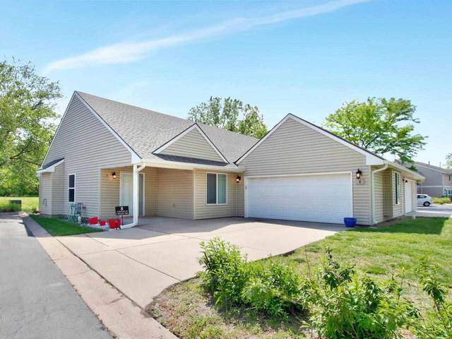 8 Chisholm Creek Dr, Wichita, KS 67220 (MLS #596164) :: The Boulevard Group