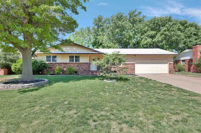 1519 N Melrose Ln, Wichita, KS 67212 (MLS #596171) :: Graham Realtors