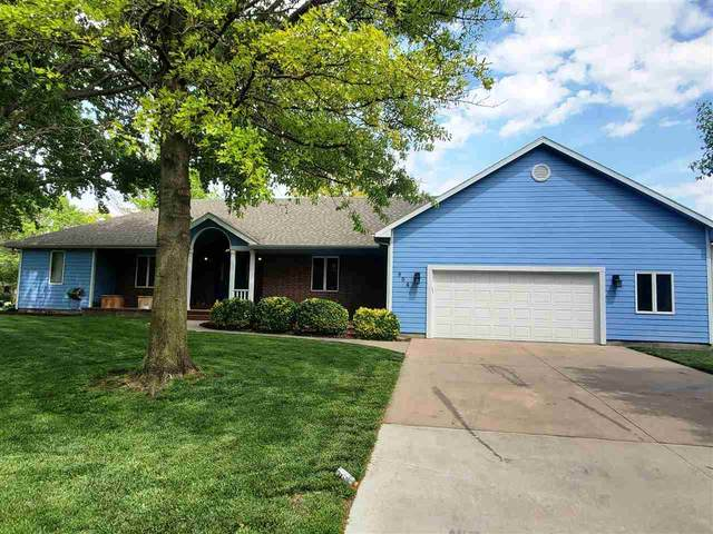 904 Lazy Creek Dr, Newton, KS 67114 (MLS #596184) :: Keller Williams Hometown Partners