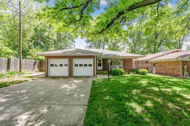 3441 E Funston, Wichita, KS 67218 (MLS #596217) :: The Boulevard Group