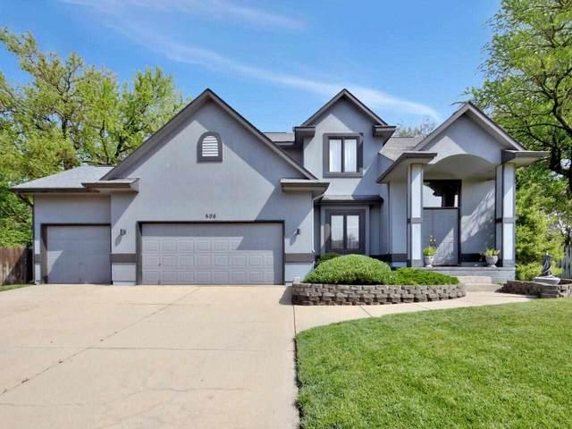 608 High Plains Cir, Maize, KS 67101 (MLS #596218) :: COSH Real Estate Services