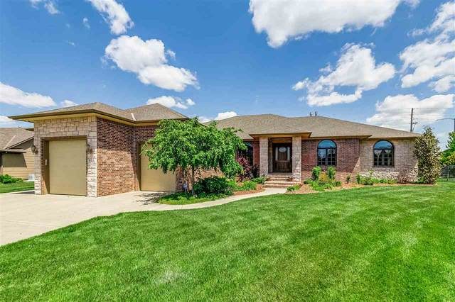 925 E Rough Creek Loop, Derby, KS 67037 (MLS #596221) :: Kirk Short's Wichita Home Team