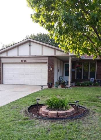 8722 E Boston St., Wichita, KS 67207 (MLS #596225) :: The Boulevard Group